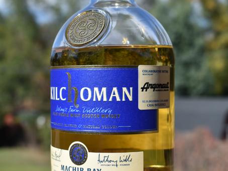 Review #81 Kilchoman Machir Bay: Scotch