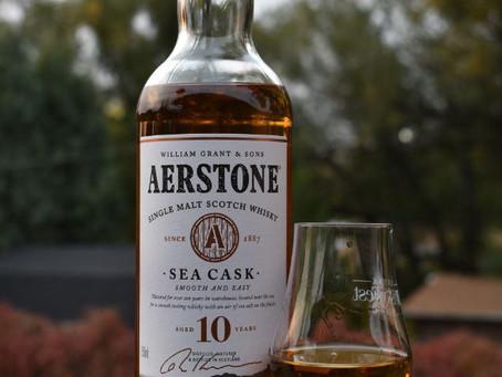 Review #74 Aerstone Sea Cask 10yr: Scotch