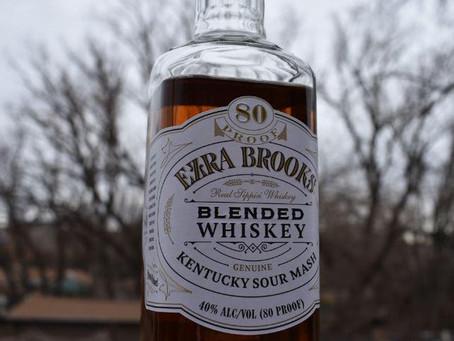 Review #118 Ezra Brooks Blended Whiskey: Whiskey
