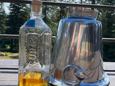 Review #51 Tin Cup: Whiskey