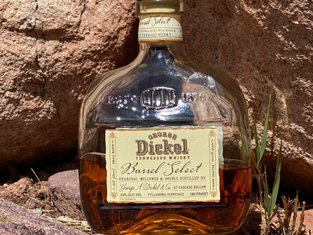 Review #53 George Dickel Barrel Select: Tennessee