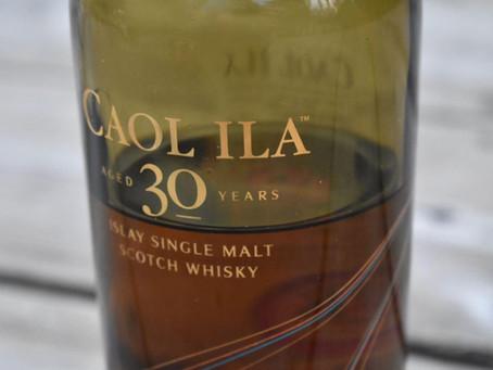 Review #76 Caol Ila 30yr: Scotch