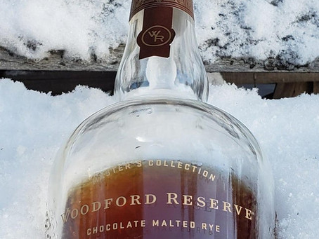 Review #75 Woodford Reserve Chocolate Malted Rye: Bourbon