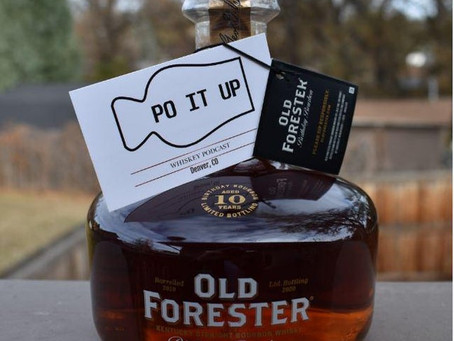 Review #99 Old Forester Birthday Bourbon 10yr: Bourbon