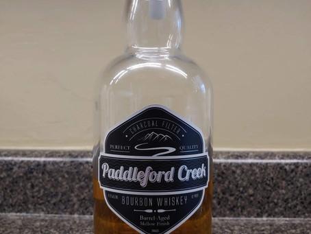 Review #55 Paddleford Creek: Bourbon