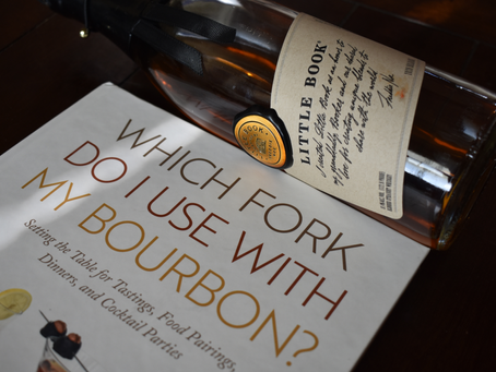 """Review #106 Little Book Chapter 4""""Lessons Learned"""": Bourbon"""