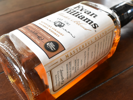 Review #107 Evan Williams Master Blend: Bourbon
