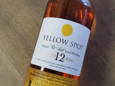 Review #125 Yellow Spot 12yr: Irish