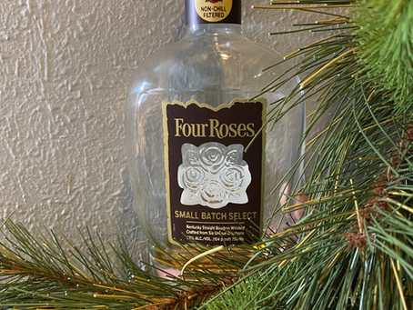 Review #95 Four Roses Small Batch Select: Bourbon