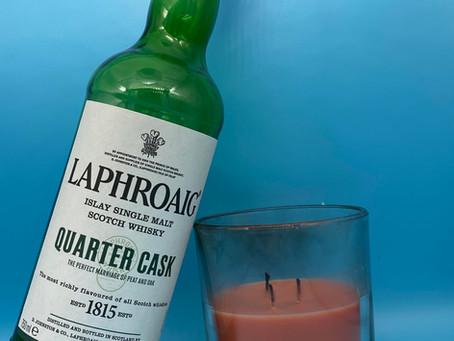 Review #127 Laphroaig Quarter Cask: Scotch
