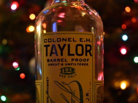 Review #100 E.H. Taylor Barrel Proof: Bourbon