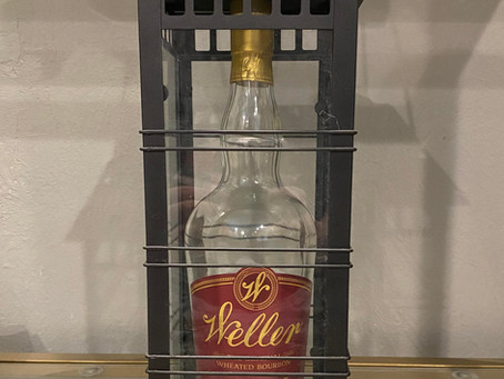 Review #62 Old Weller Antique: Bourbon
