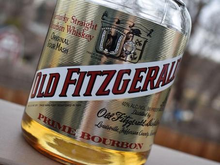 Review #116 Old Fitzgerald Prime Bourbon: Bourbon