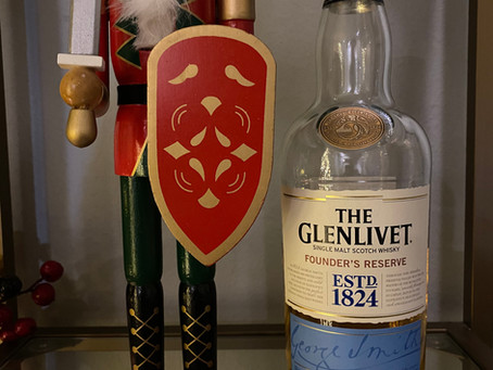 Review #93 The Glenlivet Founder's Reserve: Scotch