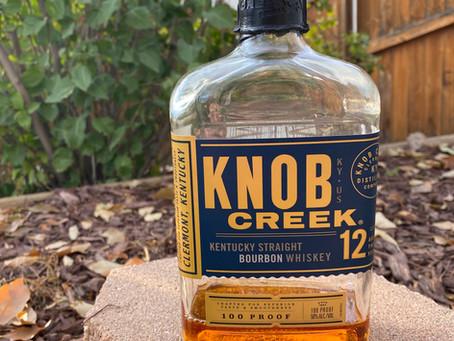 Review #84 Knob Creek 12yr: Bourbon