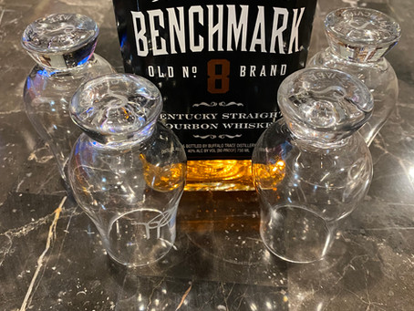 Review #92 Benchmark Old Number 8 Brand: Bourbon