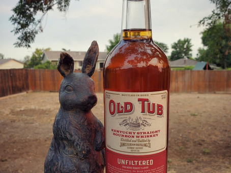 Review #56 Old Tub: Bourbon