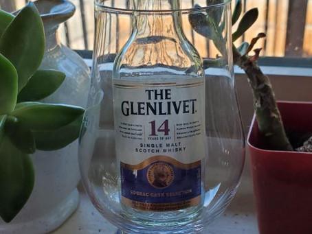 Review #88 Glenlivet 14yr: Scotch
