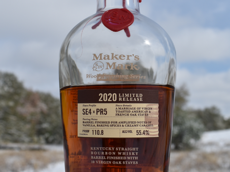 Review #86 Maker's Mark SE4xPR5: Bourbon