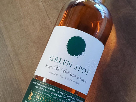 Review #124 Green Spot: Irish