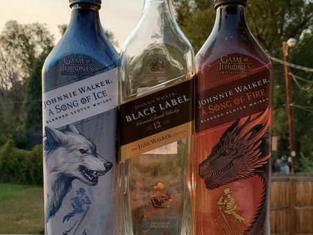Review #54 Johnnie Walker Song of Fire and Ice: Scotch