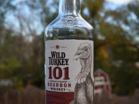 Review #85 Maker's Mark 101: Bourbon