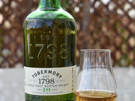 Review #70 Tobermory 10yr: Scotch