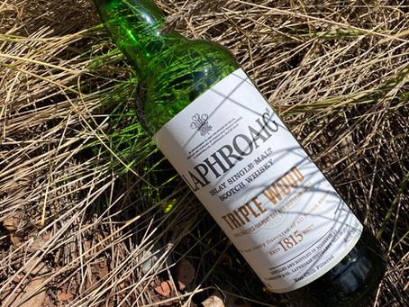 Review #50 Laphroaig Triple Wood: Scotch