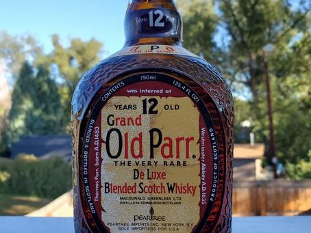 Review #60 Grand Old Par: Scotch