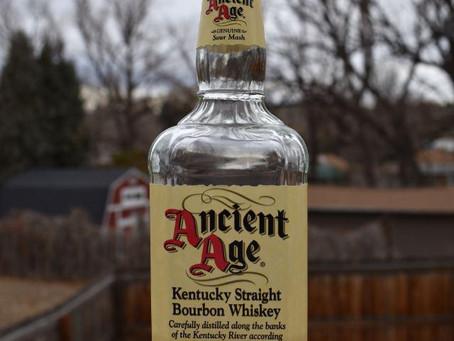Review #117 Ancient Age: Bourbon