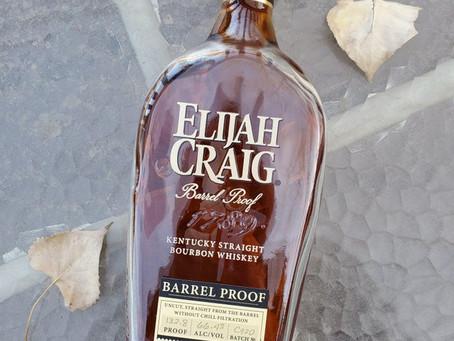 Review #90 Elijah Craig Barrel Proof: Bourbon