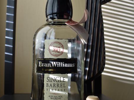 Review #104 Evan Williams Single Barrel: Bourbon