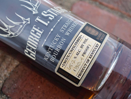Review #101 George T. Stagg: Bourbon