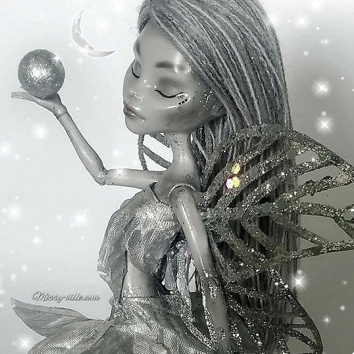 Silver MonLight Fairy.