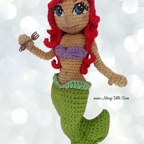Ariel . Little Mermaid