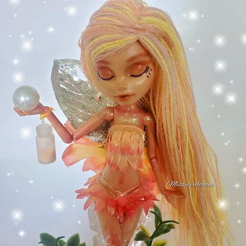 Peaches + Cream Fairy.