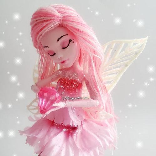 Pink Amethyst Fairy
