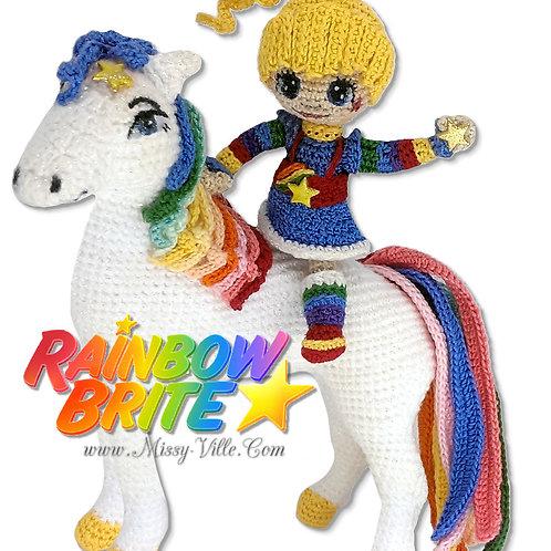 Rainbow Brite + StarLite