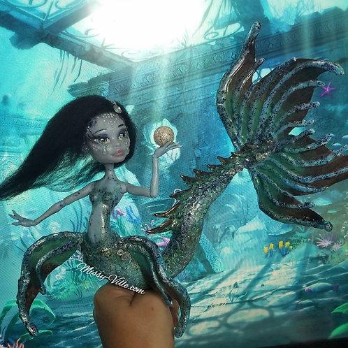 Lost Treasure . Mermaid