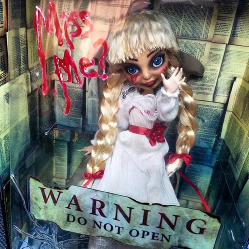 AnnaBell . Haunted Doll