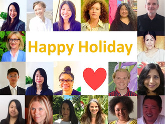 Have a Wonderful Holidays!