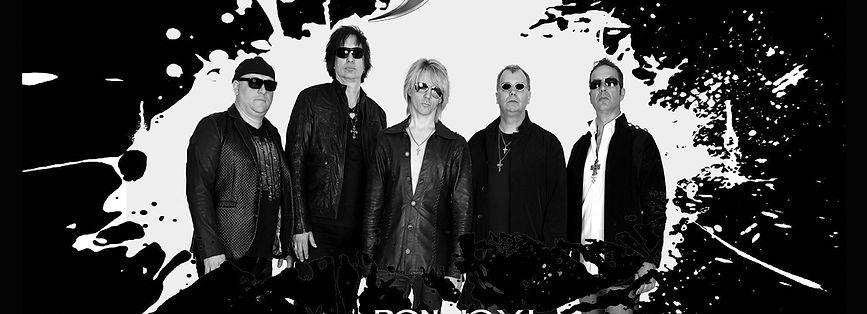 BJX - Xperience - Groupe Hommage Bon Jovi