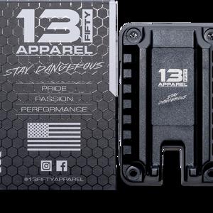 13 Fifty Gun Magnet