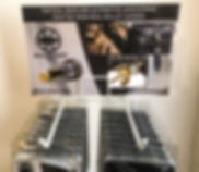 Hollow-Point Gear Point of Purchase Display with wholesale tactical gifts