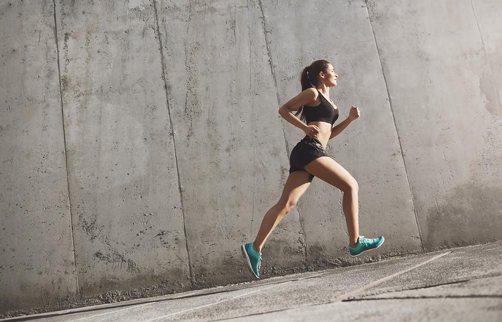 การวิ่งที่ถูกต้อง