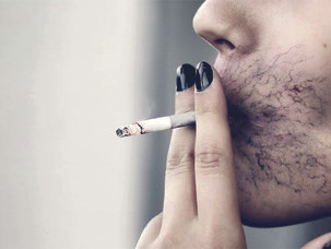 บุหรี่...มหันตภัยของผู้สูบและคนรอบข้าง