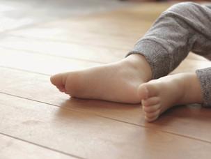 เท้าบิดเข้าใน ภาวะในวัยเด็กที่พ่อแม่ควรเฝ้าจับตา