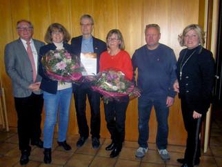 ESV-Segler mit WLSB-Ehrennadel ausgezeichnet