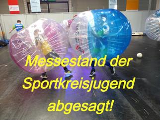 IBO 2020 - Die Sportkreisjugend wird nicht dabei sein!