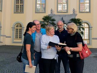 70 Jahre Sportkreis Bodensee -          Festakt im Schloss Tettnang